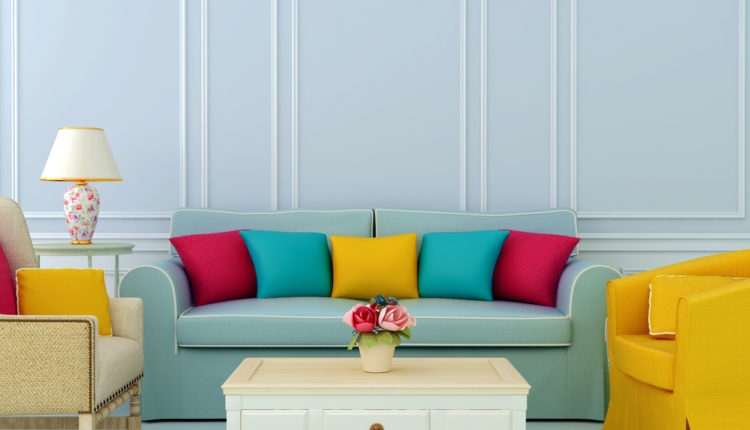 Una casa a colori: cromoterapia per il tuo benessere | Assistenza ...